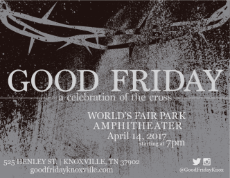 Good Friday card for 2017