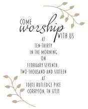Overflow Gathering - Invite