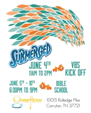 Overflow Gathering - VBS Invite