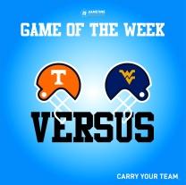 Game of the Week post for Gametime Sidekicks 2018