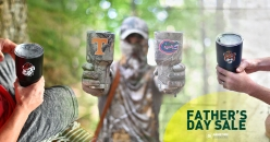 Father's Day facebook ad for Gametime Sidekicks