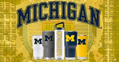 Facebook Ad targeted for Michigan fans